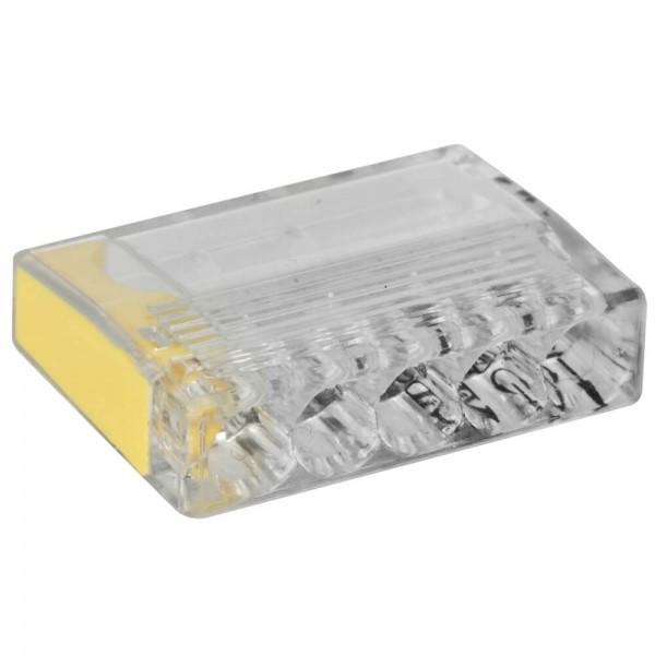 KLEIN®-SI - 5pol. Steckklemmen, 0,5 ? - 2,5 ? 100 Stück