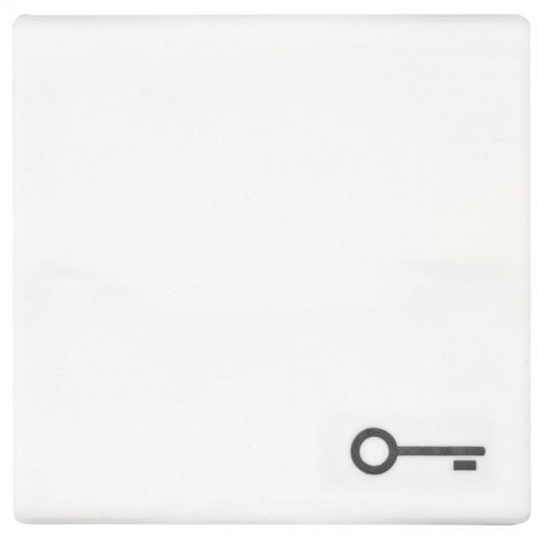 """JUNG® - AS - Wippe, für Taster mit Symbol: """"Tür"""", alpinweiß glänzend"""