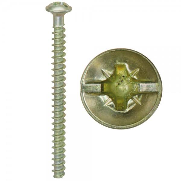 Spezial Schrauben für UP-Dosen, 40 mm, 100 Stück