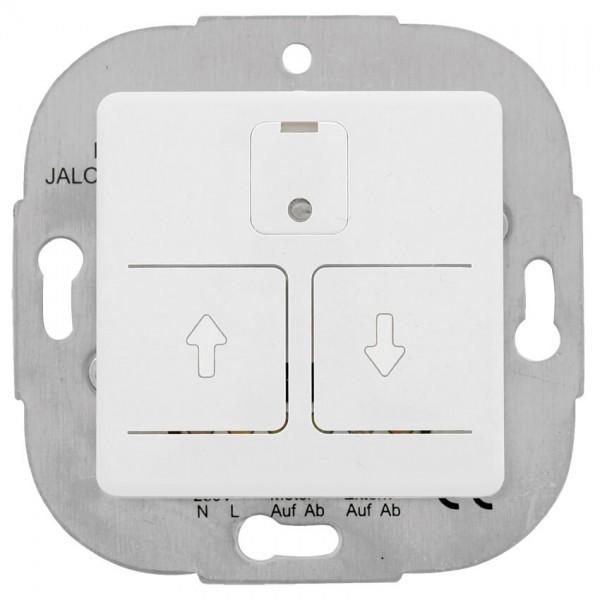 KLEIN®-SI - Jalousie-Schalter elektronisch, reinweiß