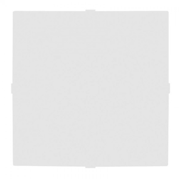 EFAPEL® - Blindabdeckung, LOGUS 90, signalweiß
