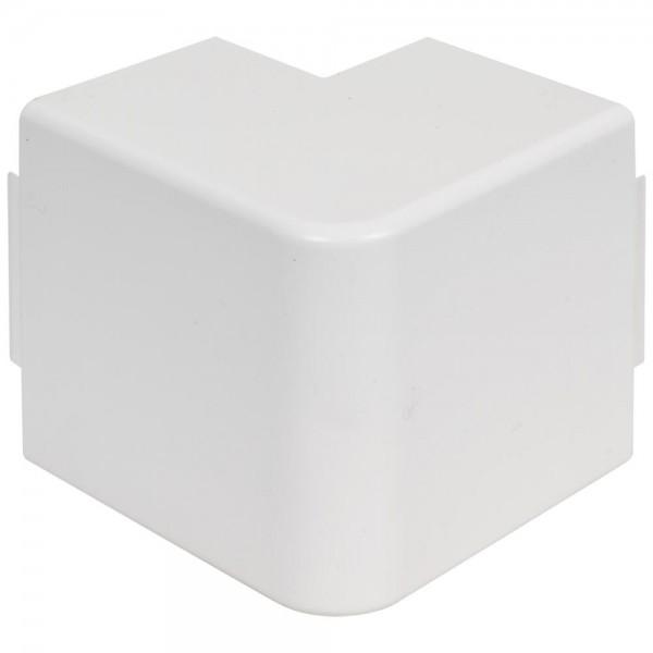 OBO® - Außeneckhaube, 60x90mm, WDK, reinweiß (RAL 9010)-WDK HA60090RW