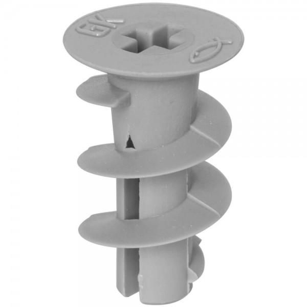 fischer® - Gipskarton-Dübel GK, mit Setzwerkzeug, 100 Stück