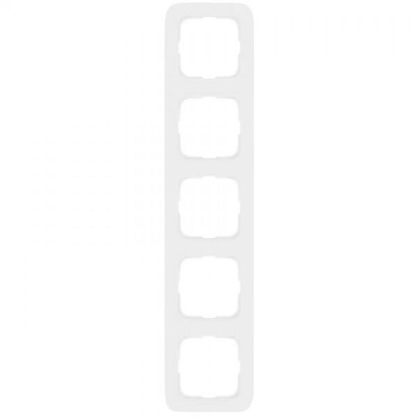 KLEIN®-SI - Rahmen 5-fach reinweiß