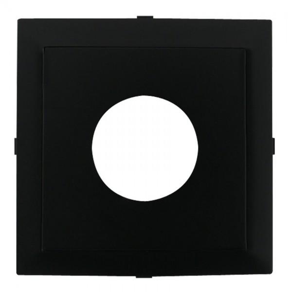 EFAPEL® - Zentralplatte, für Bewegungsmelder, LOGUS 90, schwarz matt
