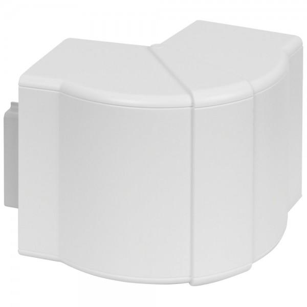 OBO® - Außeneckhaube, GK, 70x110mm, reinweiß (RAL 9010)-GK-AH70110RW