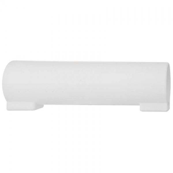 ABB® - Verbindungsmuffe für gewelltes Rohr, mit Metallklammer für hohe Zugkräfte - M 40 mm, 1 Stü