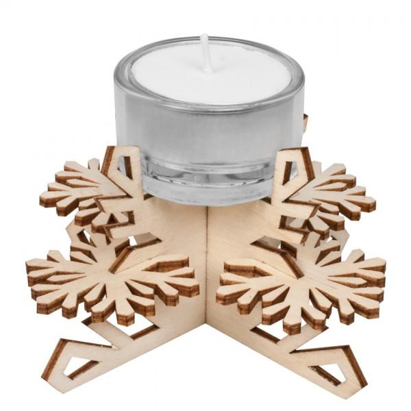 Teelichthalter, Kerzenständer, H 65, Ø 100