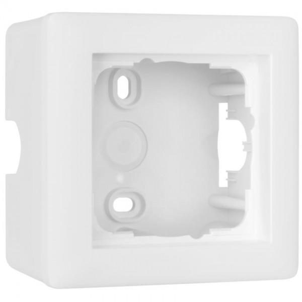 GIRA® - AP-Gehäuse,1-fach, SYSTEM 55, reinweiß glänzend