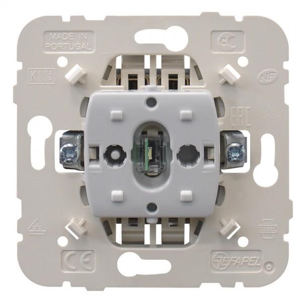 EFAPEL® - UP-Kontroll-Tastereinsatz, Schließer, mit LED