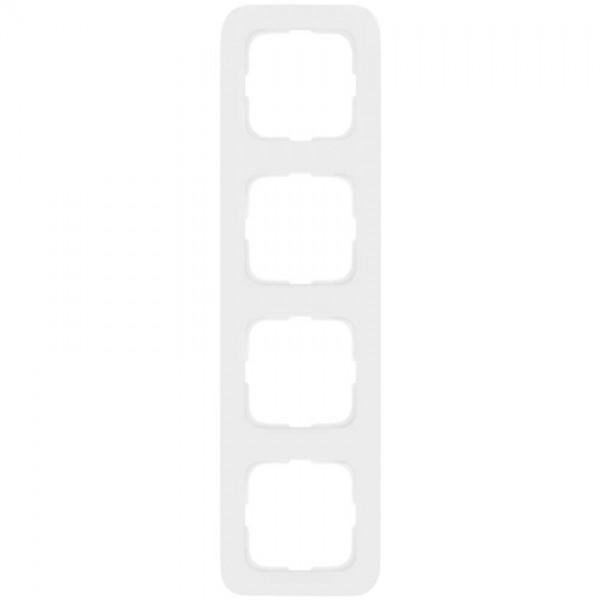 KLEIN®-SI - Rahmen 4-fach reinweiß