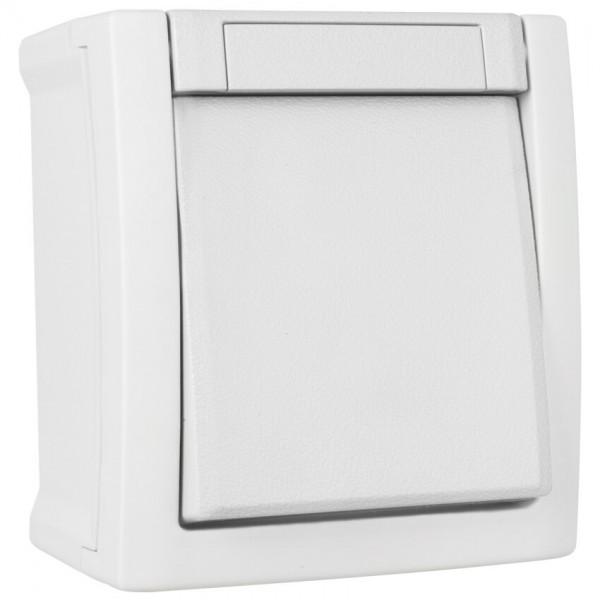 Panasonic® - AP/FR - PACIFIC - weiß - Taster, Schließer