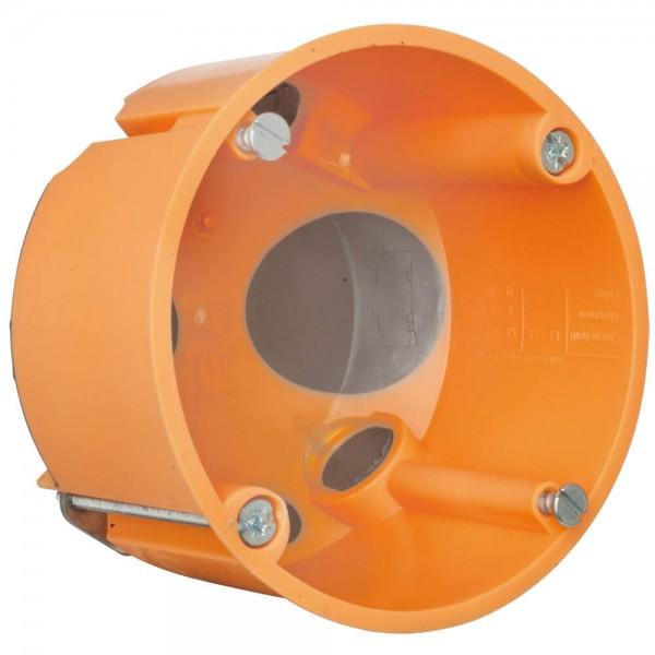 Hohlraum-Schalterdose, H47mm, 25Stück, winddicht