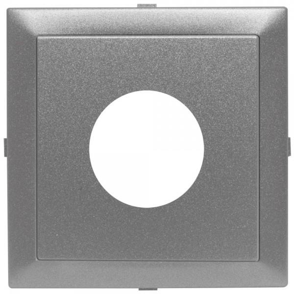 EFAPEL® - Zentralplatte, für Bewegungsmelder, LOGUS 90, anthrazit-grau