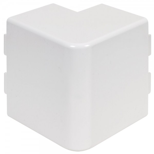 OBO® - Außeneckhaube, 60x110mm, WDK, reinweiß (RAL 9010)-WDK HA60110RW