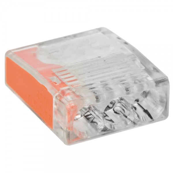 KLEIN®-SI - 3pol. Steckklemmen, 0,5 ? - 2,5 ? 100 Stück