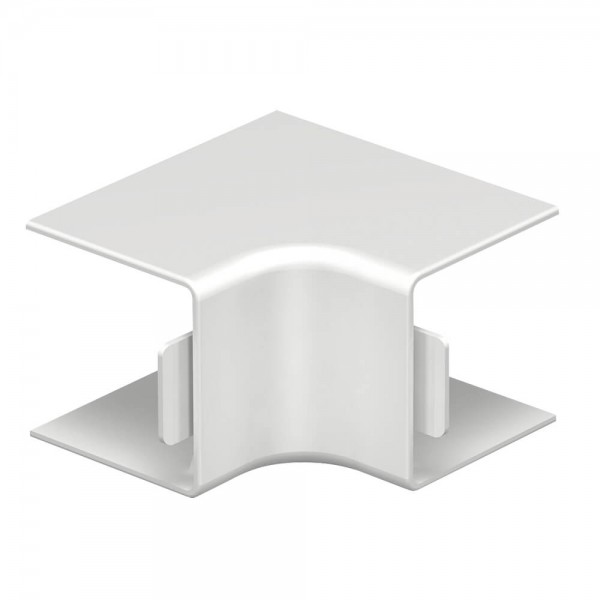 OBO® - Inneneckhaube, 30x30mm, WDK, reinweiß (RAL9010)-WDK HI30030RW