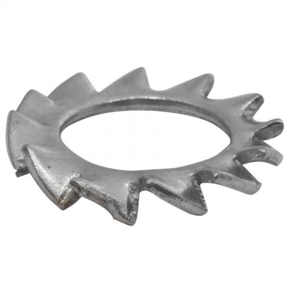 Fächerscheibe, EDELSTAHL, A2, außengezahnt-8,4 mm