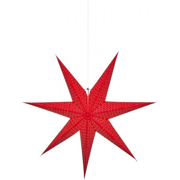 Weihnachtsstern, DOT 100, 1 x E14/25W, Ø 700, Ausl. 220
