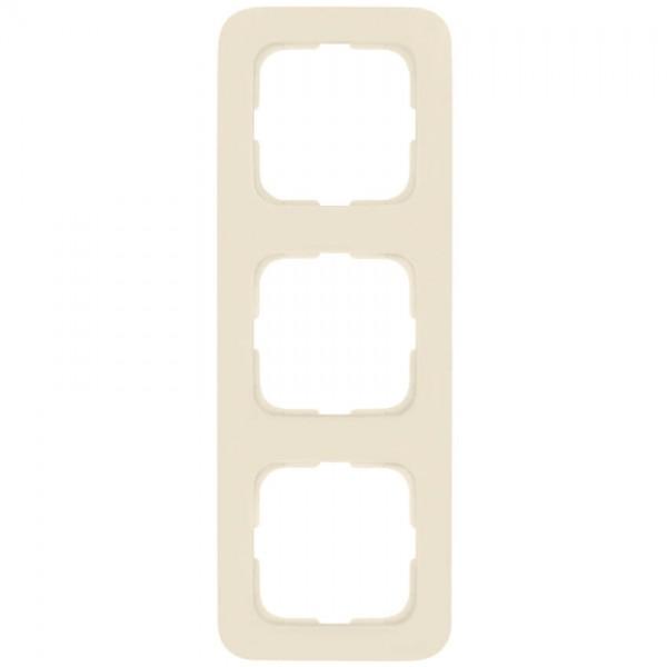 KLEIN®-SI - Rahmen 3-fach cremeweiß
