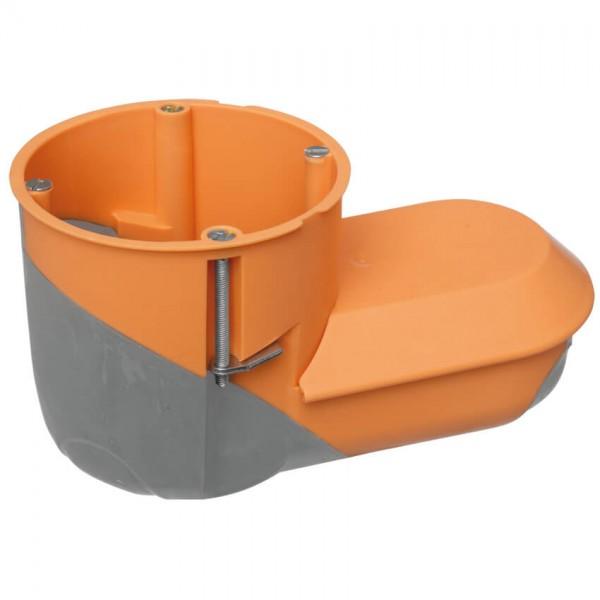 Hohlraum-Elektronikdose, 2-Komponenten, winddicht,10 Stück