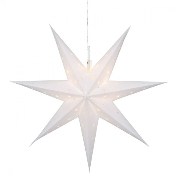 Weihnachtsstern, ULTRA, 12 warmweiße LEDs