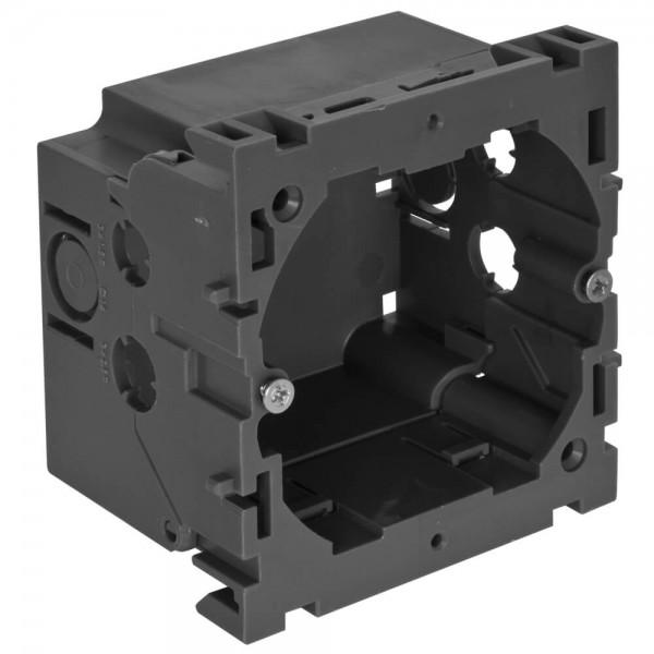 OBO® - Gerätedose, 1-fach, 71x76x51mm, GK, anreihbar-71GD6