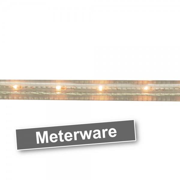 LED-Lichtschlauch 230V, Meterware, 2700K, 30 LEDs/3,4W pro Meter
