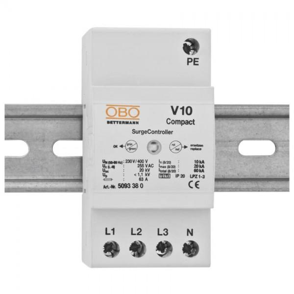 OBO, Überspannungsschutz V10 Compact