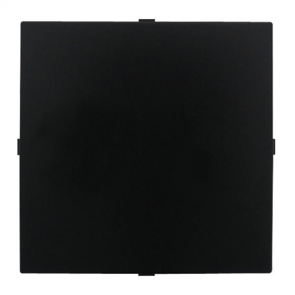 EFAPEL® - Blindabdeckung, LOGUS 90, schwarz matt