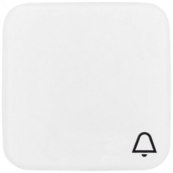 """BUSCH-JAEGER® -REFLEX SI® - Wippe mit Symbol """"Klingel"""", für Taster, alpinweiß"""