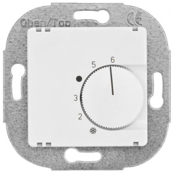 KLEIN® - Raumthermostat UP, reinweiß